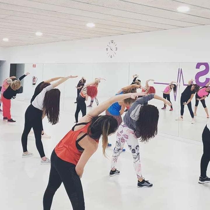Clases de latin fitness