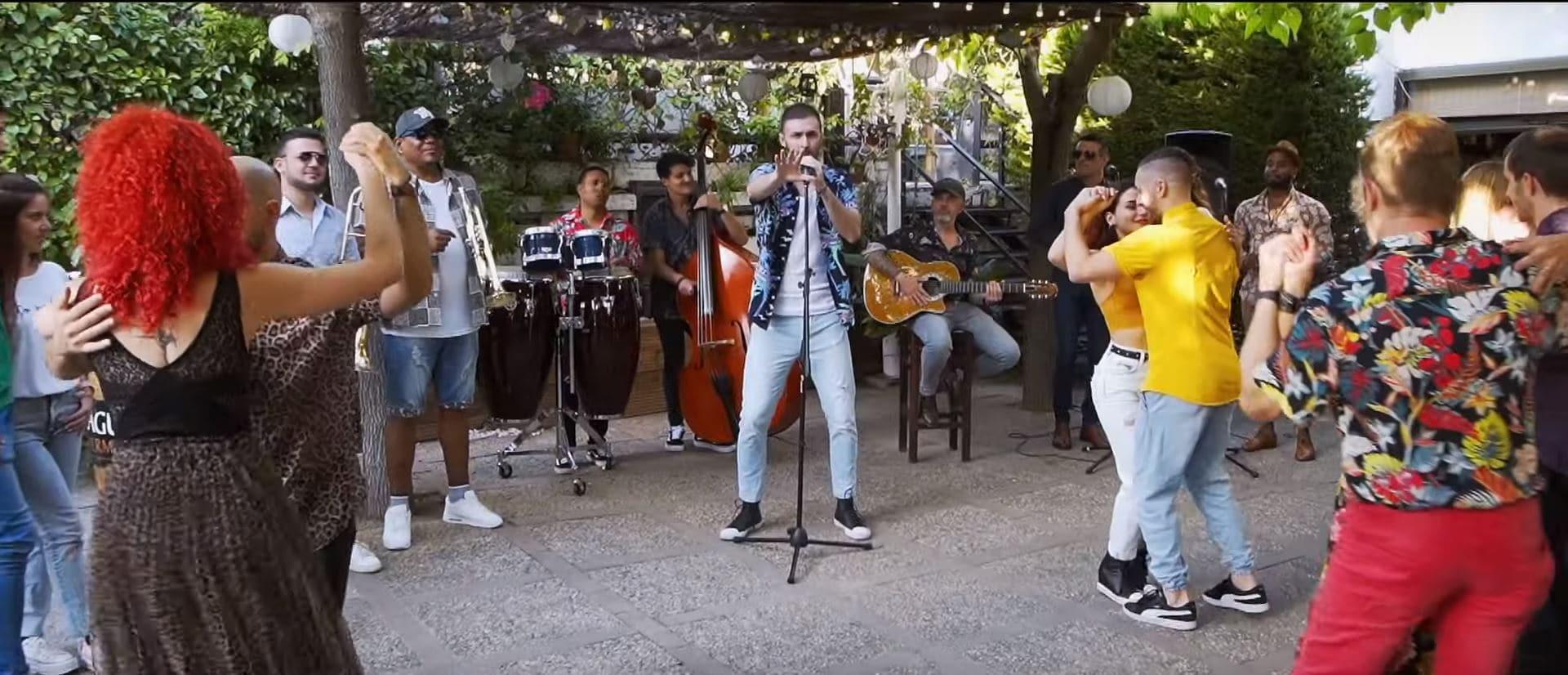 ¡Bailamos en el nuevo videoclip de Marcos San José!